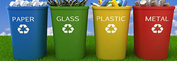 A kommunális hulladékszállítás és a műanyag flakonok elszállításának időpontjai