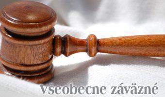 Návrhy – Všeobecne záväzné nariadenie obce Topoľníky