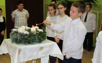 Adventi ünnepkör községünkben – 2. gyertyagyújtás