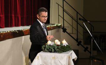 Adventi ünnepkör községünkben – 4. gyertyagyújtás