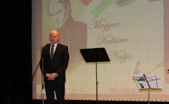 Ünnepség a magyar kultúra napja alkalmából Nyárasdon