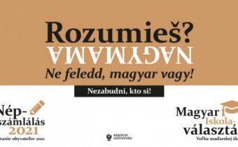 A Szlovák Köztársaság Statisztikai Hivatalának tájékoztatója a 2021. évi népszámlálással kapcsolatban