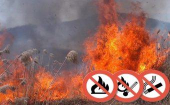 Chráňme prírodu pred požiarmi